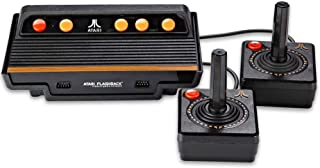 Atari Flashback 8 Classic Retro Console with 105 Built-In Games, Black (Certified Refurbished)
