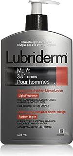 Lubriderm Men's 3-in-1 Lotion, 473ml