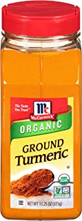 McCormick Organic Ground Turmeric, 13.25 oz