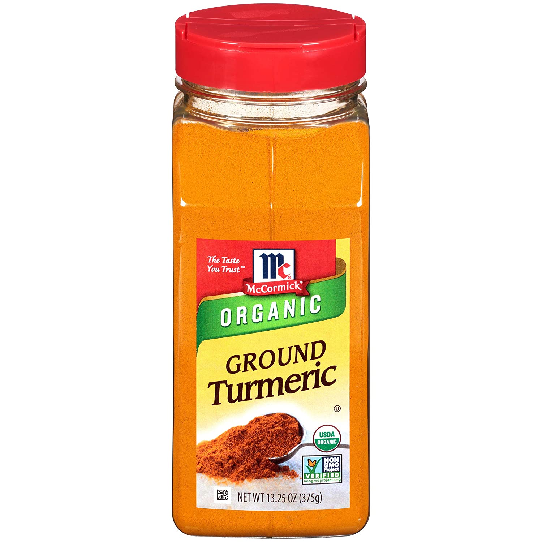 McCormick Organic Ground Turmeric, 13.25 oz
