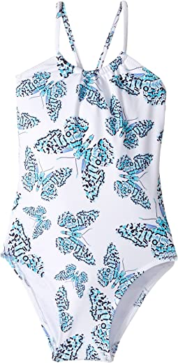 Butterflies Swimsuit (Toddler/Little Kids/Big Kids)