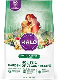 Halo Vegan Dry Dog Food, Garden of Vegan Recipe