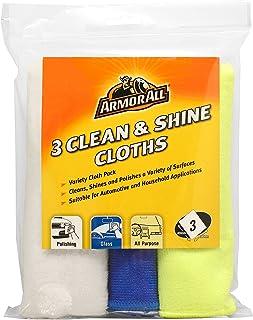 ARMORALL 3 Clean & Shine Cloths 30cm