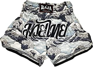 Songkran Shorts Muay Thai MMA UFC Kick Boxing Fight Shorts
