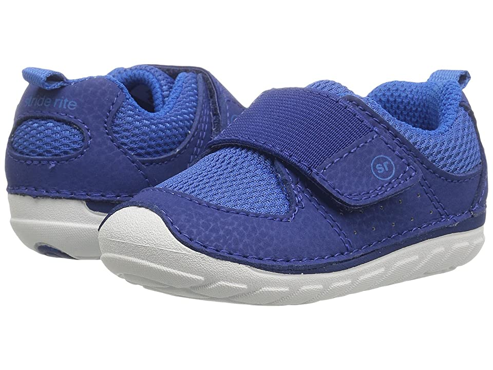 Stride Rite SM Ripley (Infant/Toddler) (Blueberry) Kid