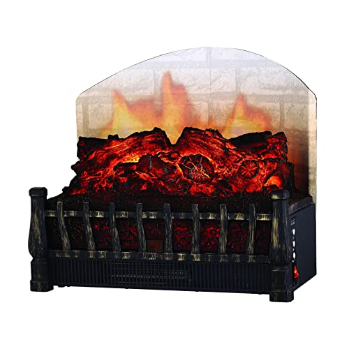 Tremendous Gas Fireplace Inserts With Blowers Amazon Com Beutiful Home Inspiration Ommitmahrainfo