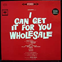 ORIGINAL BROADWAY CAST I CAN GET IT FOR YOU WHOLESALE vinyl record