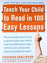 [by Siegfried Engelmann] Teach Your Child to Read in 100 Easy Lessons-Paperback