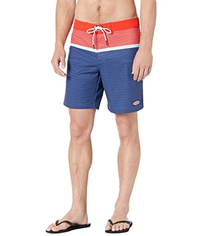 Vineyard Vines 9 Striped Boardshorts Men