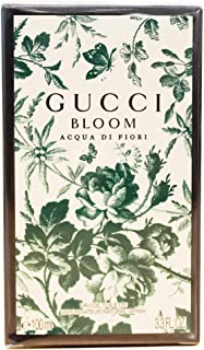 Gucci Bloom Acqua di Fiori Eau de Toilette Spray, 3.3 Ounce