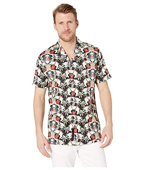 a324d2384 Robert Graham Guitar Camp Short Sleeve Knit Shirt at Zappos.com