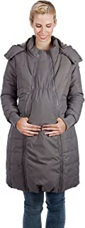 Best modern eternity 3 in 1 belted maternity puffer coat Reviews