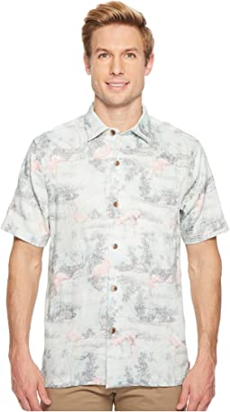 Tommy Bahama Flamingo Fade Shirt