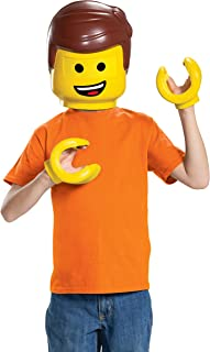 Emmet Child Costume Kit