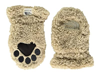 The North Face Kids Bear Mitt (Infant) (Crockery Beige) Extreme Cold Weather Gloves