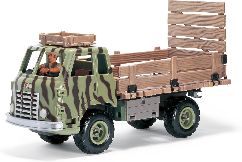 barato Schleich - Camión con Conductor, Figura Pintada a Mano Mano Mano (42004)  el precio más bajo