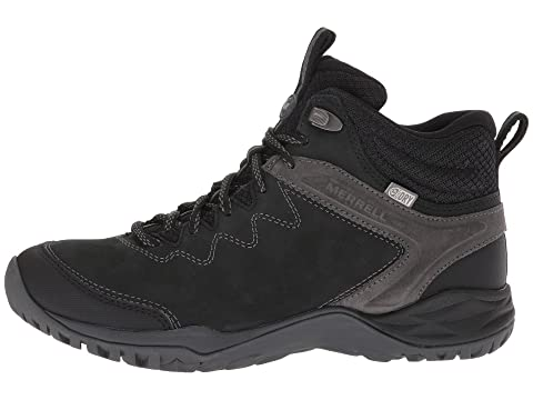 2018 Online Discount Get To Buy Merrell Siren Traveller Q2 Mid Waterproof Black fvccHoge