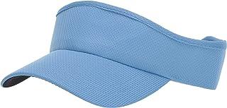 Headsweats 7714-847 Velocity Visor Sweat Band, Light Blue, One Size