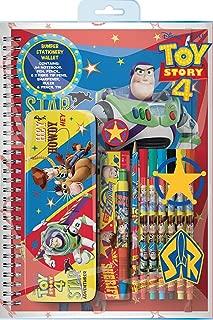 Toy Story 4 Bumper Stationery Wallet Set