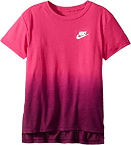 Nike Kids - Sportswear Dip-Dye T-Shirt (Little Kids/Big Kids)