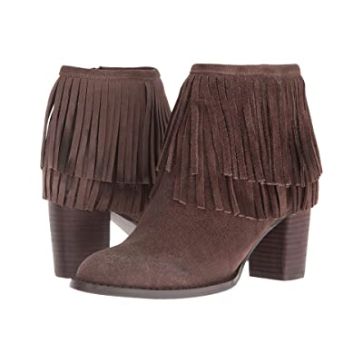 Spring Step Bernat (Brown Suede) Women