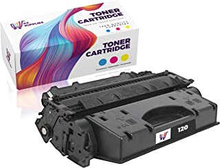 AZ Compatible Toner Cartridge Replacement for Canon 120 (2617B001AA) use in ImageClass D1120, D1350, D1370 (Black, 1-Pack)