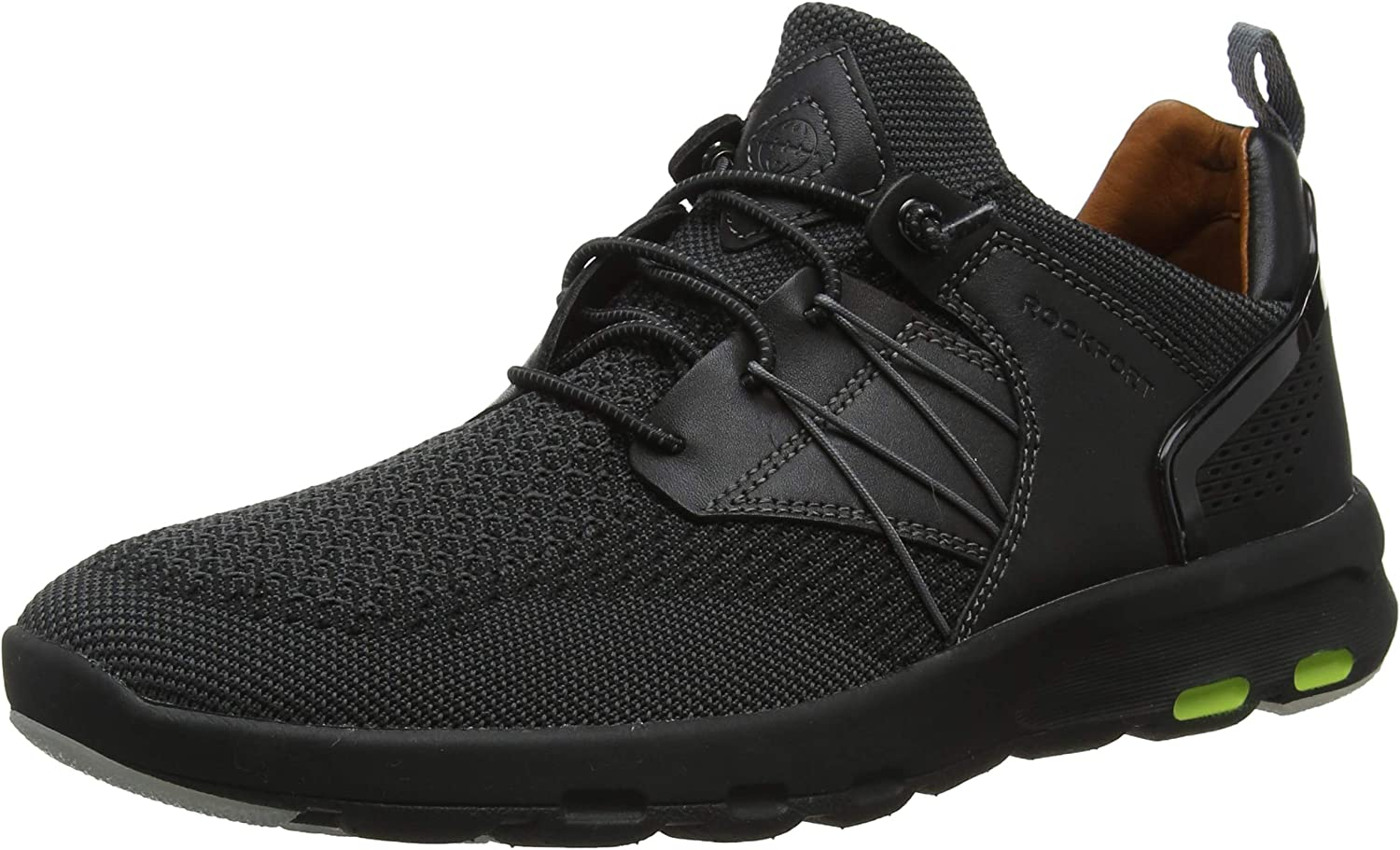 Rockport Men's Lets Walk Mesh Bungee Trainers
