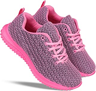 Shoefly-5037 Pink Exclusive Range Sports Running Shoes for Women
