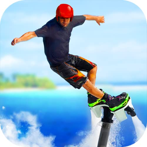Hoverboard Sim 3D