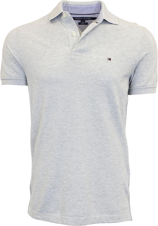 Tommy Hilfiger Men's Slim Fit Polo Shirt