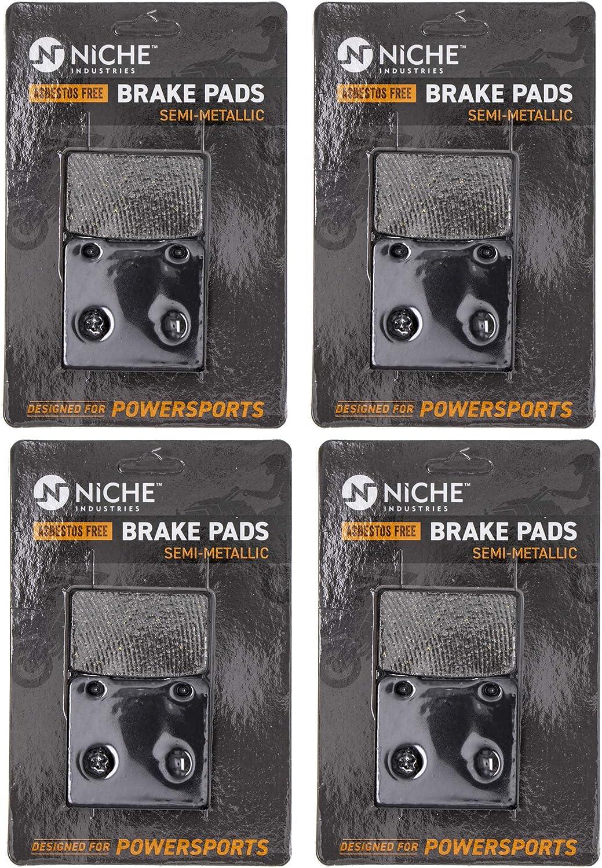 Sales for sale NICHE Brake Pad Set for Suzuki 800 1400 Cavalc Intruder 1500 Max 41% OFF 750