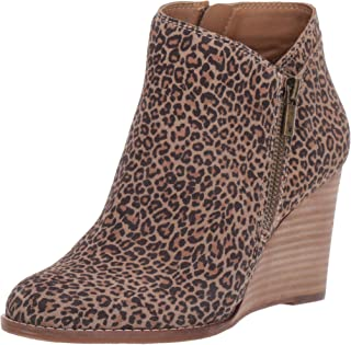 Lucky Brand Women's Lk-yewani Ankle Boot