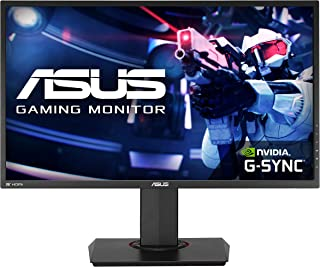 ASUS MG278Q - Monitor gaming de 27'' 2K WQHD (2560 x 1440, 1 ms, hasta 144 Hz, FreeSync)