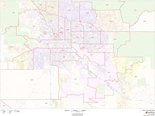 Tucson, Arizona Zip Codes - 48