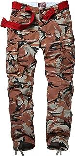 Match Men's Athletic-Fit Cargo Pants