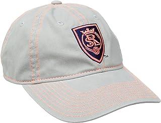 MLS SP17 Neon Logo Adjustable Slouch Cap