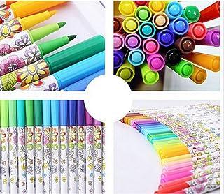 ENEM Non-toxic Fine Permanent Marker -Set of 12 Rich Pigment