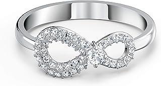 Swarovski damesring kristal