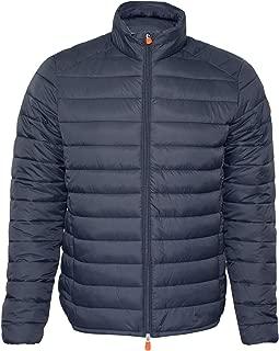 Men's Zip Up Puff Jacket