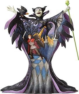 Enesco 4055439la Reina Malefique Robe Prince Figura Decorativa Resina 19x 10,2x 18cm