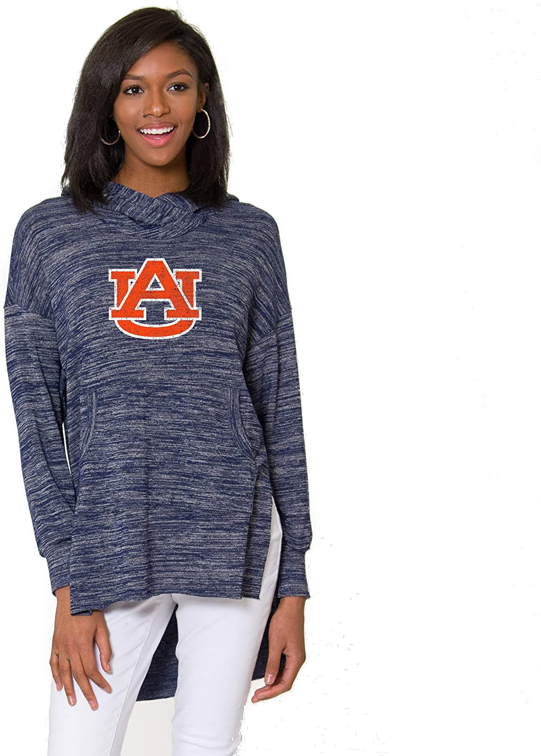 Hoodie w//Front Pouch The Haley Flying Colors NCAA Collection AU Tigers