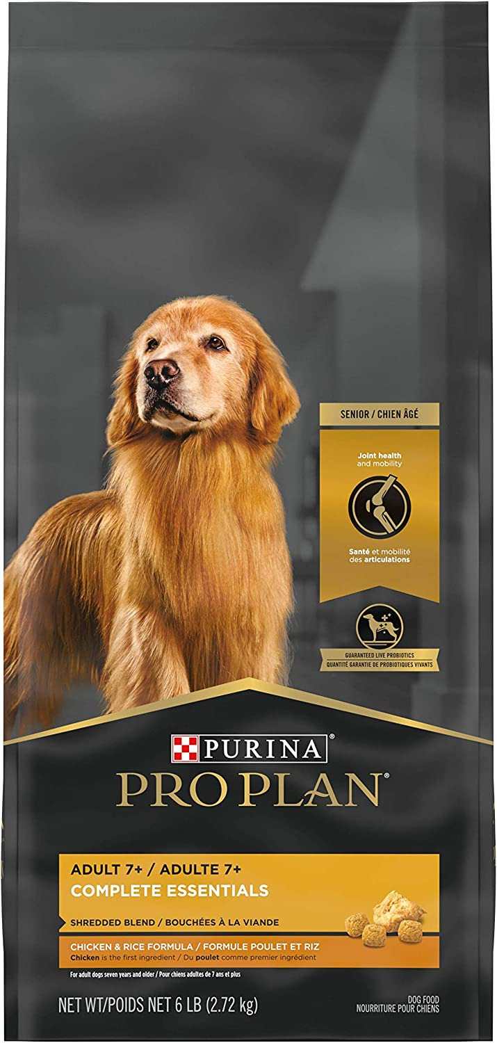 Purina Pro Ranking TOP5 Plan Adult 7+ High Dry Fresno Mall Food Senior Wet Dog Protein