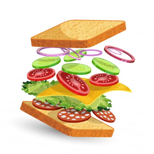 Sandwich! - Perfect Sandwich Maker 3D