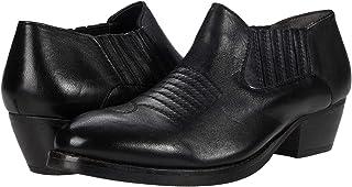حذاء Shootie Western للنساء من Skechers أسود، 9. 5 US