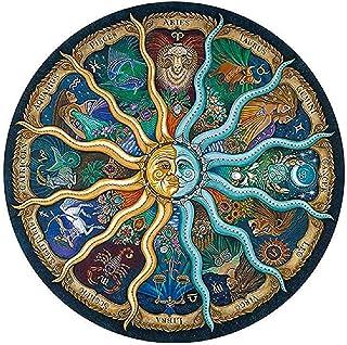 KAAYEE Puzzles en Bois - Douze Constellations Puzzles de Forme Unique pour Adultes et Enfants Puzzle décoratif Cadeau pers...