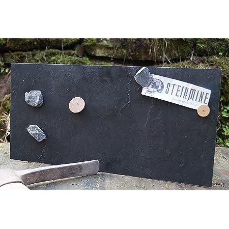 Magnetboard mit Motiv Dackel Magnetwand f/ür K/üche Metall Pinnwand magnetisch Memoboard mit Magneten banjado Design Magnettafel 75x30cm gro/ß B/üro oder Kinderzimmer