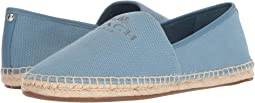 COACH Canvas Espadrille,Chambray