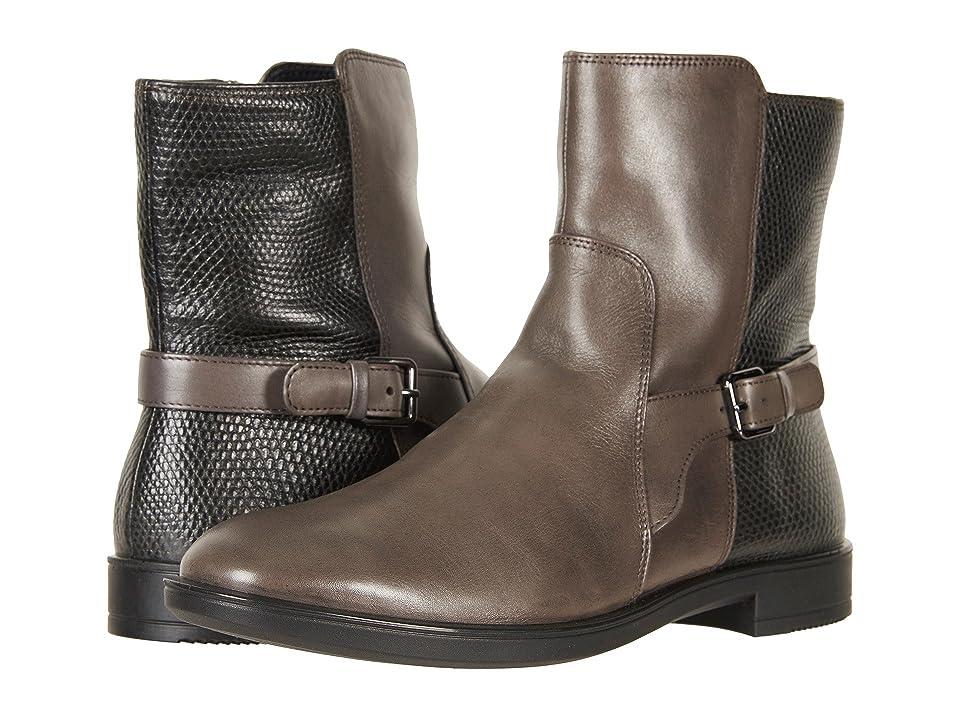 ECCO Shape M 15 Boot (Stone/Dark Shadow) Women