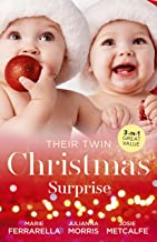 Their Twin Christmas Surprise/Twins on the Doorstep/Christmas with Carlie/Twins for a Christmas Bride (Forever, Texas)