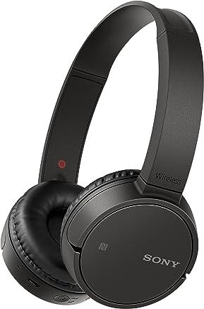 Sony WHCH500B Stereo Kulak Üstü Kablosuz Kulaklık, Siyah